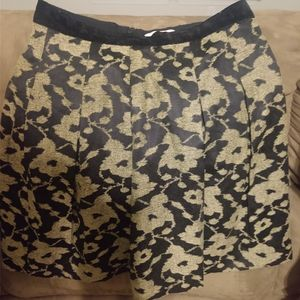 Skirt (black and gold)